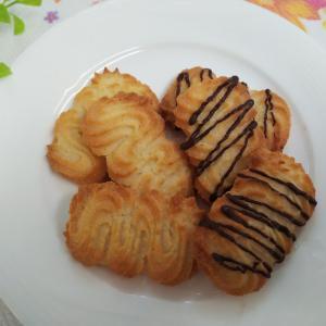 作りやすい~絞り出しクッキー☆