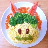 節分の鬼さんちらし寿司~2012