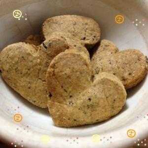混ぜるだけ♪ずぼらな私のサクサクきなこクッキー