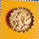 レンコンとサツマイモの胡麻ドレサラダ♪