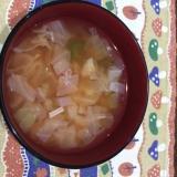 圧力鍋で1分食事前のダイエットスープ 野菜スープ