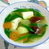 兵四郎だしで作る、真鱈の三平汁