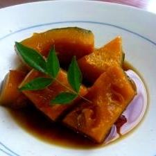秋の味★おいし~い♪かぼちゃの煮物