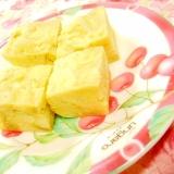 ❤林檎&薩摩芋&米粉入りde❤もっちり蒸しパン風❤