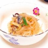 春雨ときくらげの中華サラダ