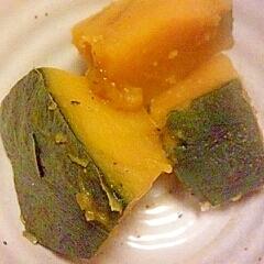 こくのある南瓜の煮物