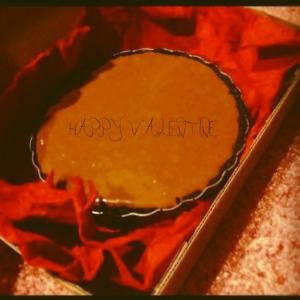 ため息のチョコレートクリーム・パイ