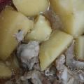 【ホットクック】豚小間と里芋のみそ煮