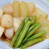 お惣菜☆ 「冬瓜と里芋の含め煮」
