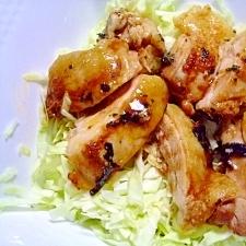 ソースで楽しむ「チキンソテー」レシピ