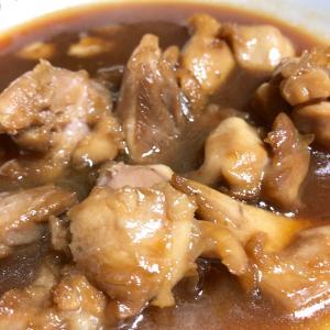 下味冷凍☆鶏もものさっぱり煮