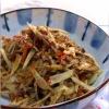 風味抜群!高野豆腐のカリカリ甘辛煮