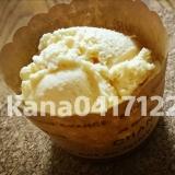 濃厚バニラアイスクリーム
