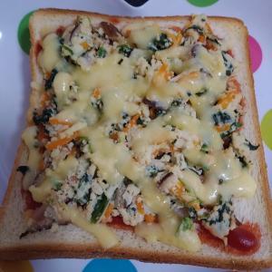 卯の花ピザパン