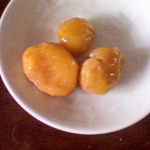 簡単☆栗の甘露煮