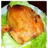 クリスマスにぴったり!丸鶏のローストチキン!