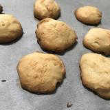 残り物クッキー