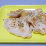 しっとり♪柔らか♪鶏胸肉のマジックソルト炒め