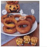 ハロウィンに! かぼちゃのドーナツ