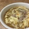 卵ふわとろスープ