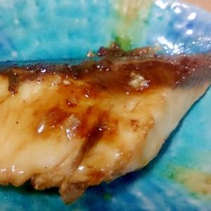 ぶりの照り焼き~フライパンで簡単調理~
