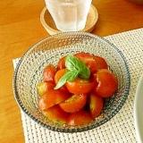 簡単☆ミニトマトのマリネ