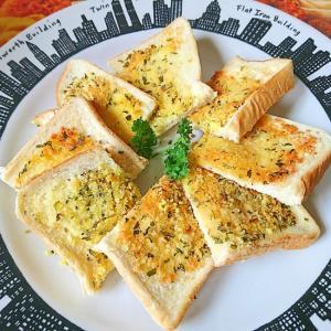 おつまみチーズトースト