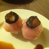 きゅーちゃんのせ手まり寿司