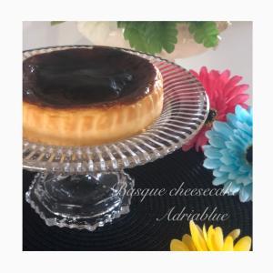 ヘルシー バスクチーズケーキ