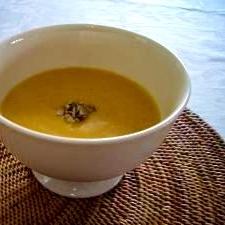 かぼちゃココナツミルク汁粉