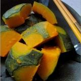 かぼちゃのささっと簡単含め煮