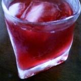 キレイの元☆ 『赤しそジュース』