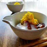 【独居自炊】ナマコと菊の酢の物