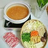 ☆豚バラキムチ鍋☆