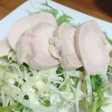 ほったらかし鶏ハムの作り方