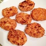 揚げない&肉ナシ卵ナシの素朴なコロッケ