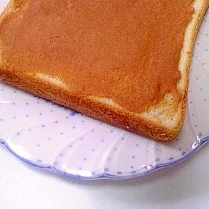 練乳きなこトースト