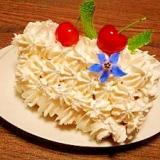 簡単☆マンゴーケーキ