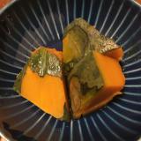 1ロイヤルクイーンで作る、かぼちゃの煮物