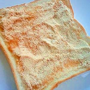☆きなこ砂糖トースト☆懐かしい味♪