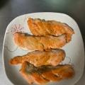 フライパンで!バター醤油味☆鮭のムニエル