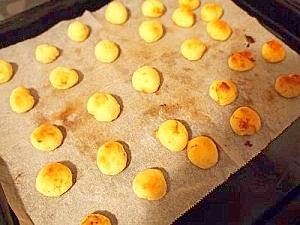 干しオレンジでふんわりおからクッキー♪