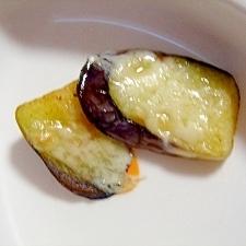 ☆ふーちゃんのまんま☆なすのチーズ焼き