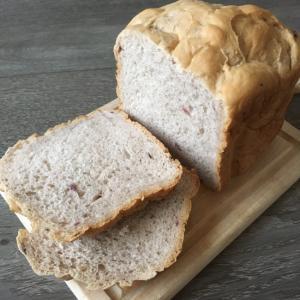HB◆紫芋de食パン♪