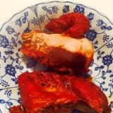 炊飯器で簡単☆鶏胸肉で鶏チャーシュー