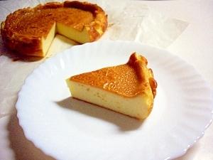 難しくないよベイクドチーズケーキ(全工程写真あり)