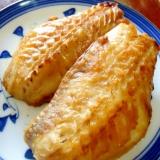 トースター焼きほっけ(マヨ風味)