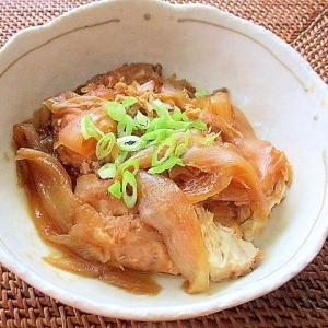 炊飯器で簡単!鶏むね肉と野菜のポン酢煮