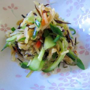 簡単♪ 切り干し大根のサラダ ~我が家のレシピ~
