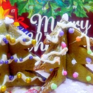 立体クリスマスクッキー